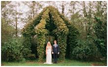 Summer Wedding Garden Venue