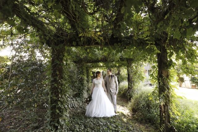 Albion Farm Autumn Wedding