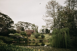 Winter Garden Albion Farm