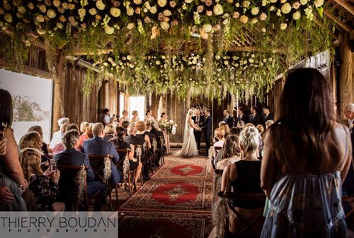 Hunter valley wedding venue barn